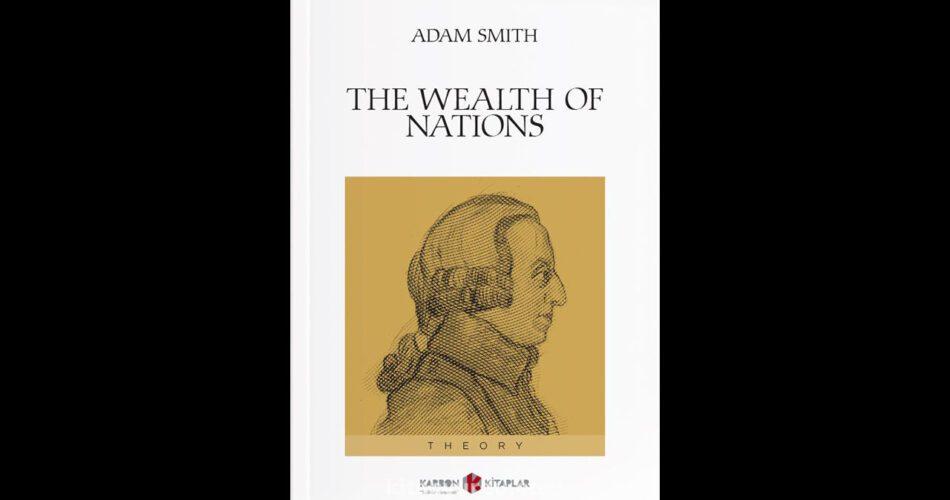 Milletlerin Zenginliği Adam SMITH Karbon Kitap kapak görseli
